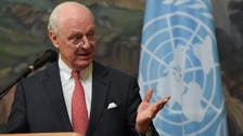 De Mistura 'ready to go to Idlib' for humanitarian corridor