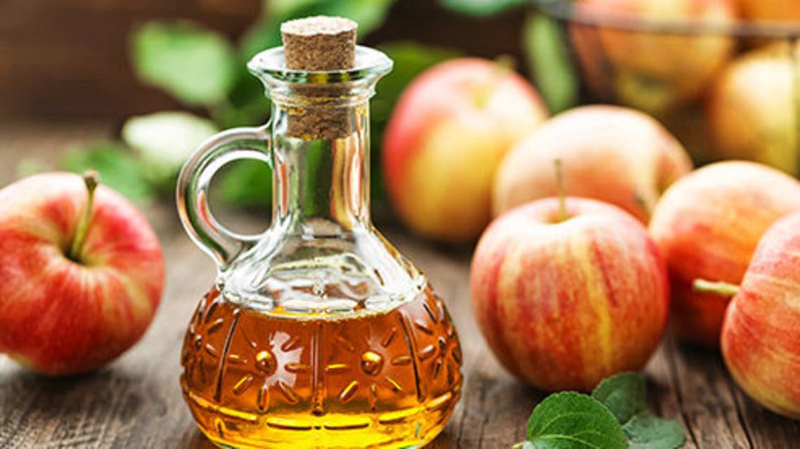 الصورة الرئيسية لموضوع خل التفاح