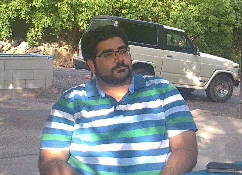 أحمد رضا محمدي دوستدار المتهم بالتجسس لصالح النظام الايراني في اميركا