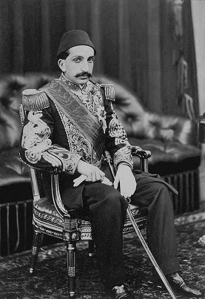 السلطان العثماني عبد الحميد الثاني