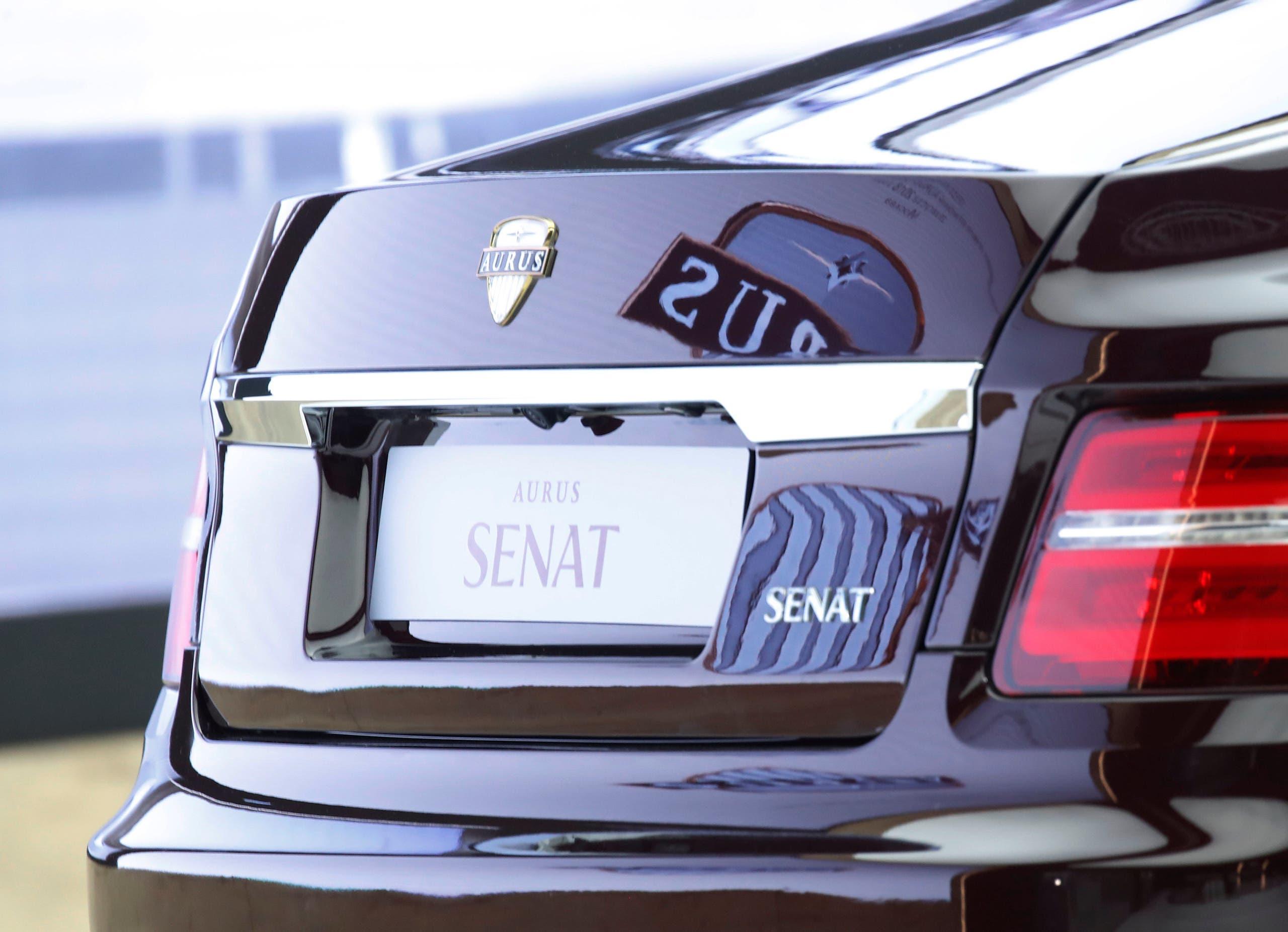 %name سيارة بوتين من الداخل ... صلابة وفخامة!