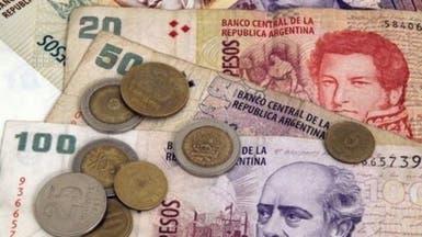 """بورصة الأرجنتين تنهار و""""البيزو"""" يئن ومحاولات المركزي تفشل"""