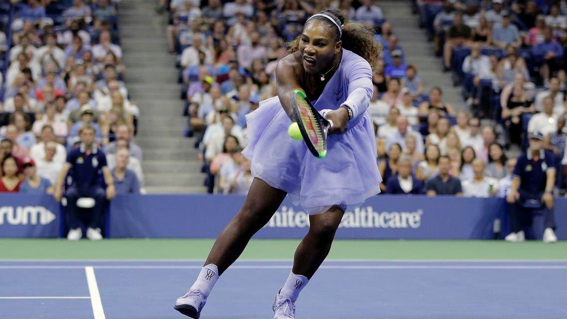Serena Williams. (AP)