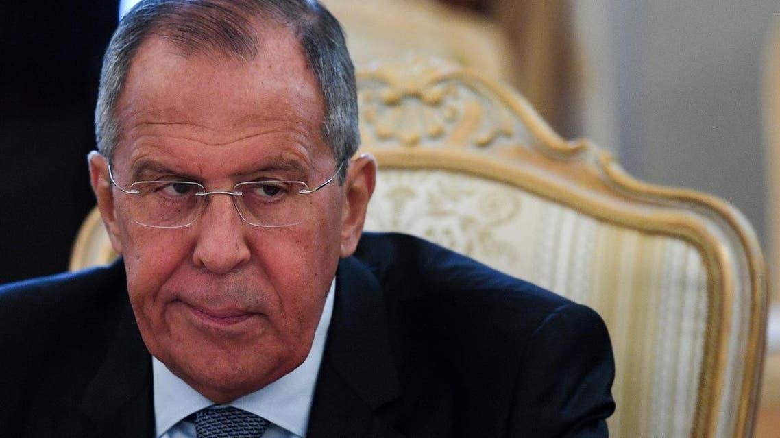 lavrov (AFP)