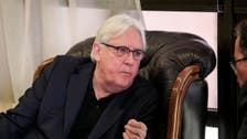 Martin Griffiths to meet Yemen's President Hadi in Riyadh