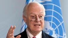 ادلب میں 29 لاکھ افراد کی زندگی خطرے میں ہے: دی میستورا