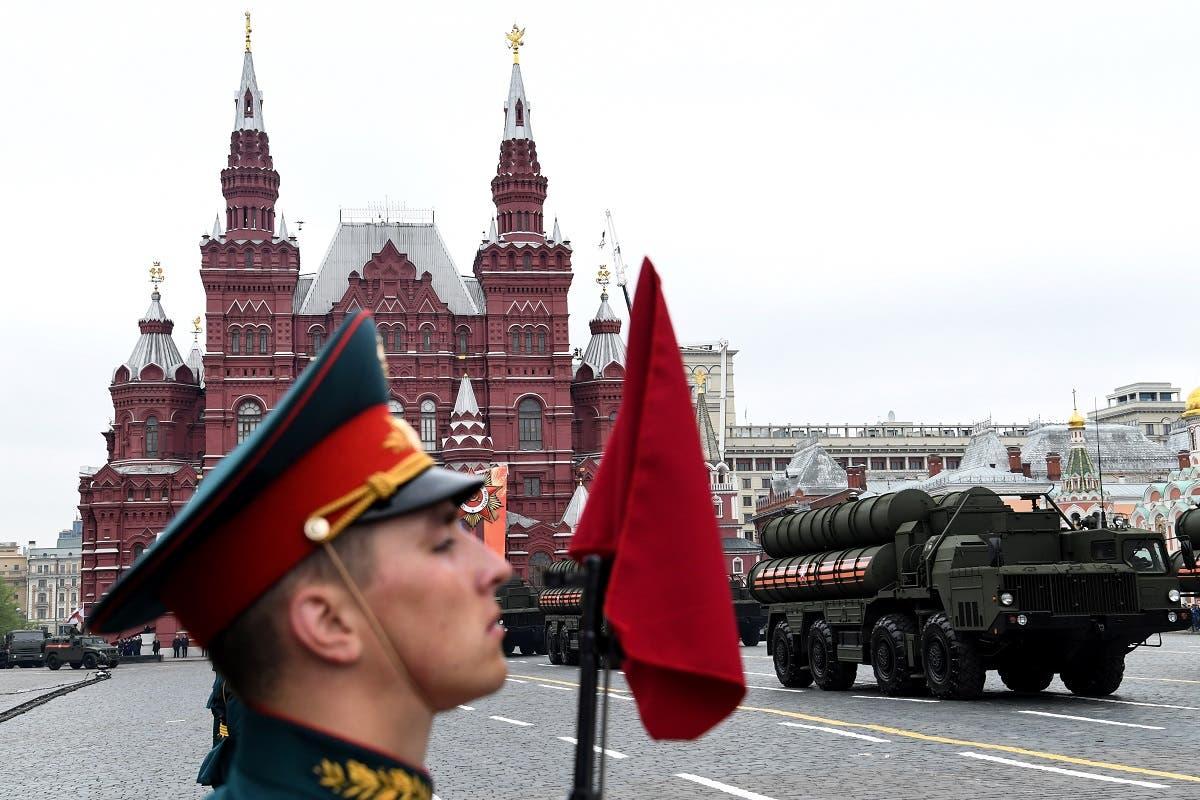 منظومة الصواريخ الروسية أس 400 (أرشيفية0 فرانس برس)