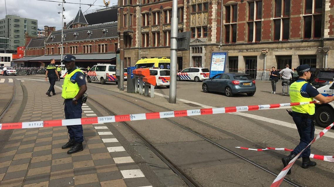 Amsterdam (AFP)