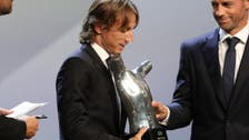 Modric edges Ronaldo, Salah, wins best player in Europe vote; Beckham honored