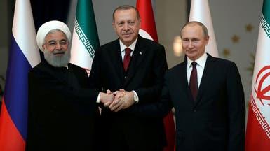 الكرملين يؤكد: بوتين سيلتقي أردوغان وروحاني في سبتمبر