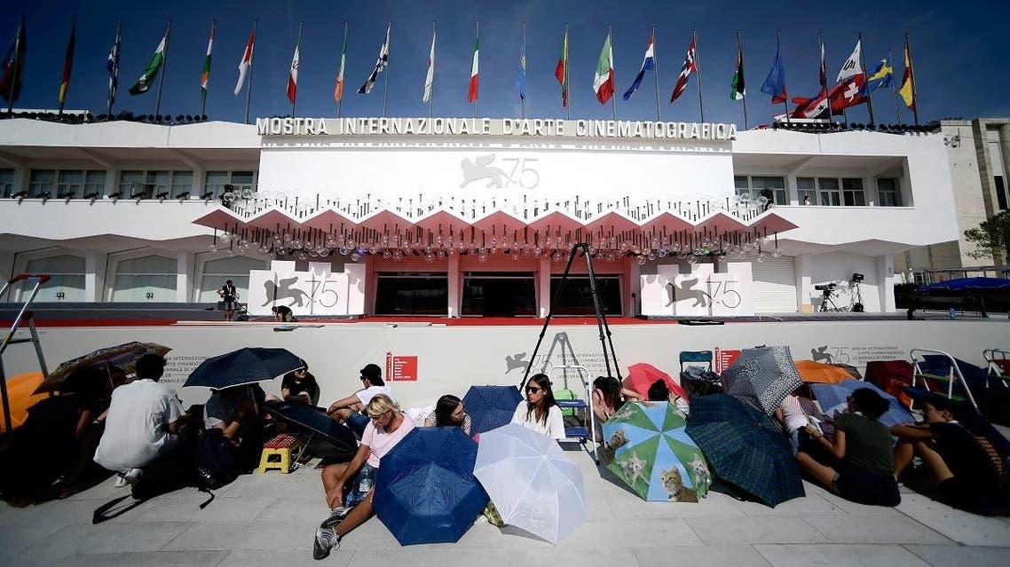 venice film festival (AFP)