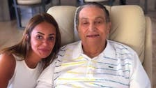 Owner of photo showing frail-looking Mubarak says snap was 'leaked, stolen'
