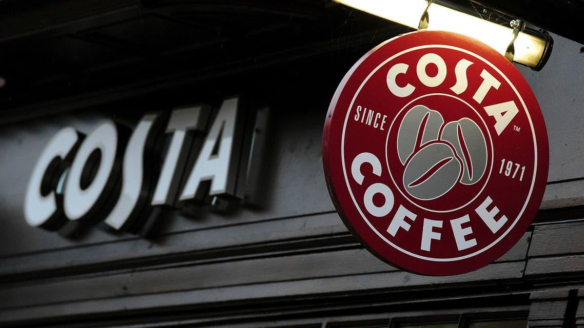 costa coffee. (AP)
