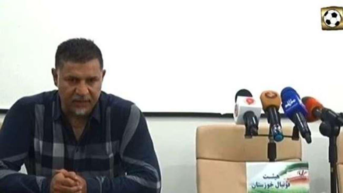 حرکت عجیب علی دایی در مخالفت با دوربینهای صدا و سیما