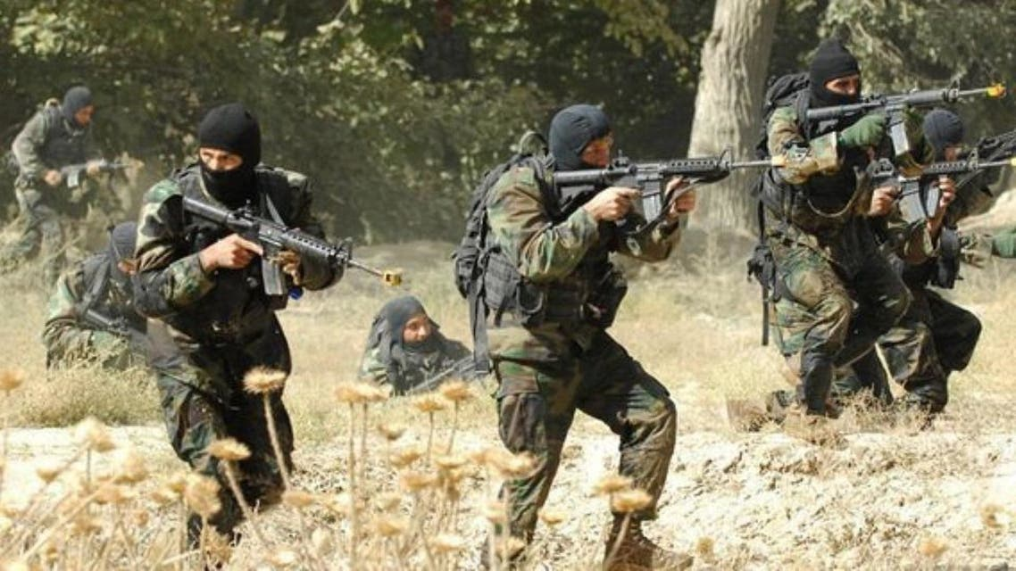 الجيش التونسي