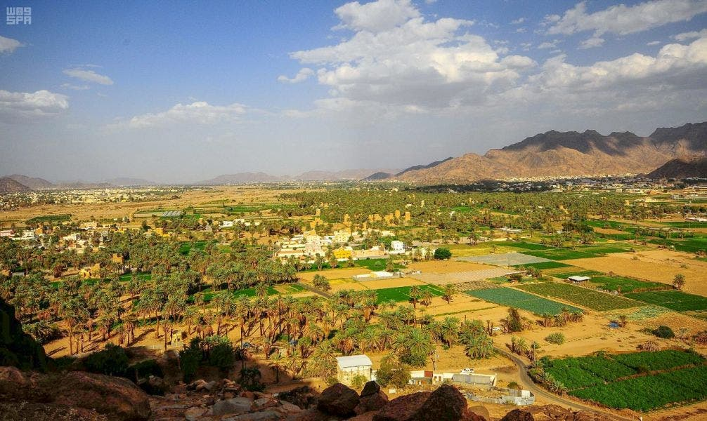 Panoramic view of Najran 5(Supplied)