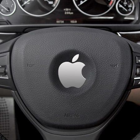 Apple more than doubled autonomous-car road tests in 2020