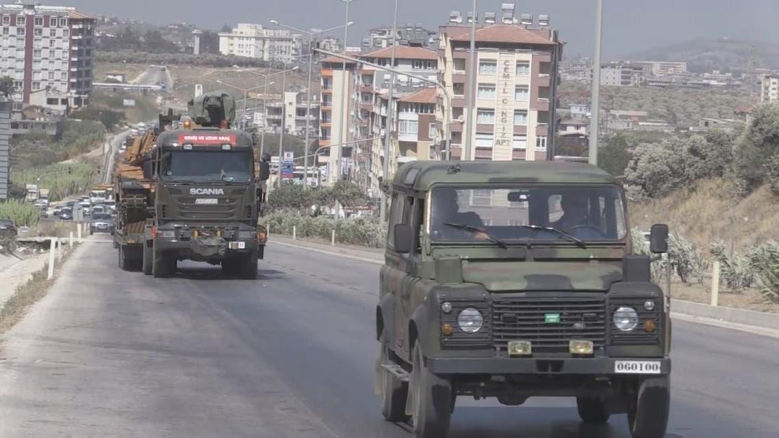 الجيش التركي يعزز وجوده في إدلب وحماة تحسبا لاندلاع المعارك