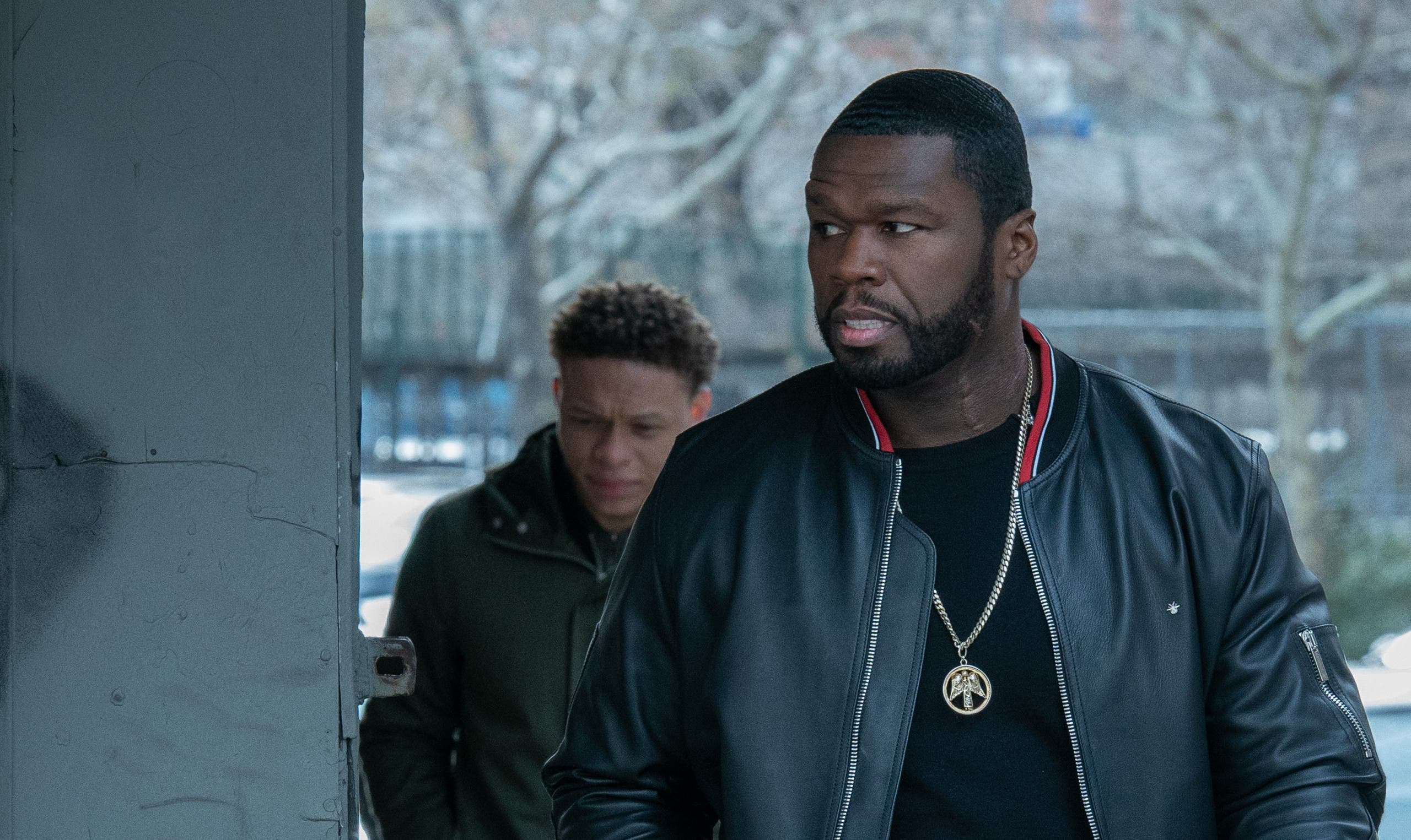 Power tells the story of James St. Patrick, a nightclub owner who is also a ruthless crime boss under the name of Ghost. (Supplied)