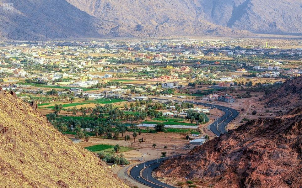 Panoramic view of Najran 2 (Supplied)