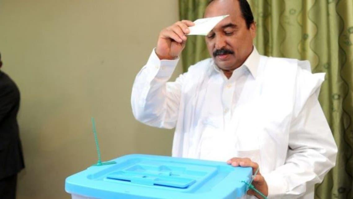 ولد عبد العزيز انتخابات