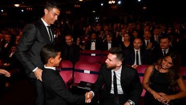 شاهد رونالدو الصغير يتفوق على والده ويسجل بقميص يوفنتوس