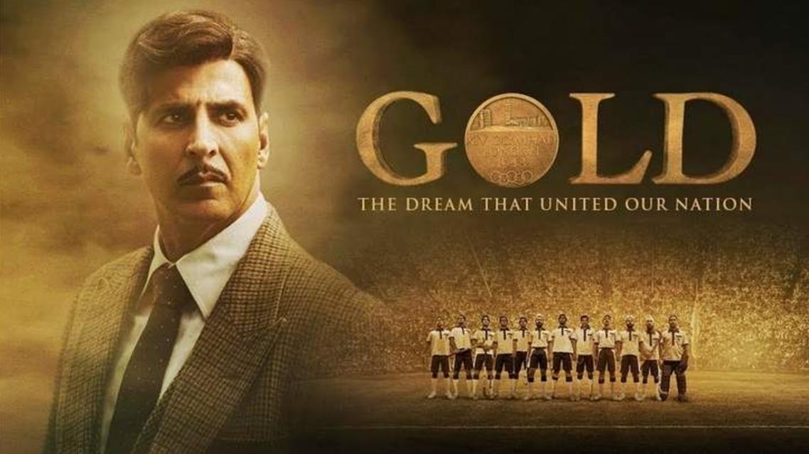 Gold bollywood movie. (Social media)