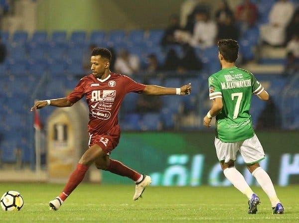 سجل أبو سبعان 5 أهداف في الموسم الماضي
