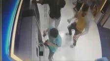 WATCH: Dramatic video shows Dubai driver crashing car into bank
