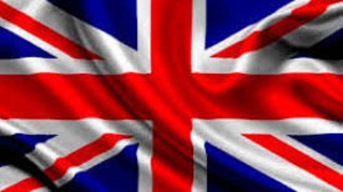 علم بريطانيا