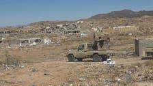 """یمنی فوج نے حوثیوں کے سربراہ کے آبائی علاقے """"مرّان"""" کا محاصرہ کر لیا"""