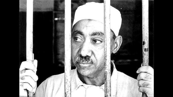 qutb behind bars