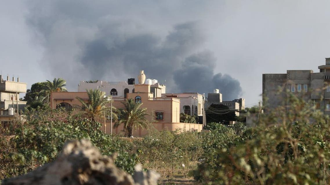 Bloody clashes and battles among different militias have been raging in Libya's capital Tripoli for more than a week.