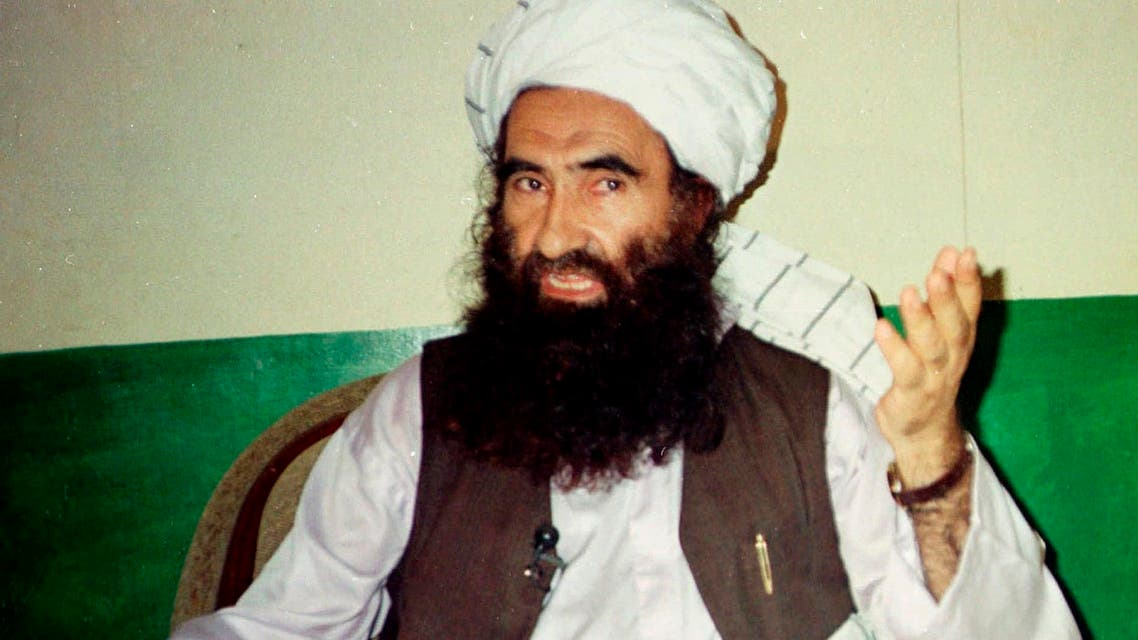 """Jalaluddin """"was from among the great distinguished Jihadi personalities of this era"""", the Taliban said in a statement posted on Twitter. (AP)"""