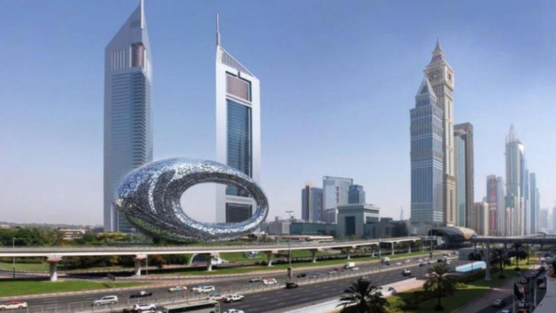 دبی شهری که بیشترین ارتباط را با جهان پیرامون دارد
