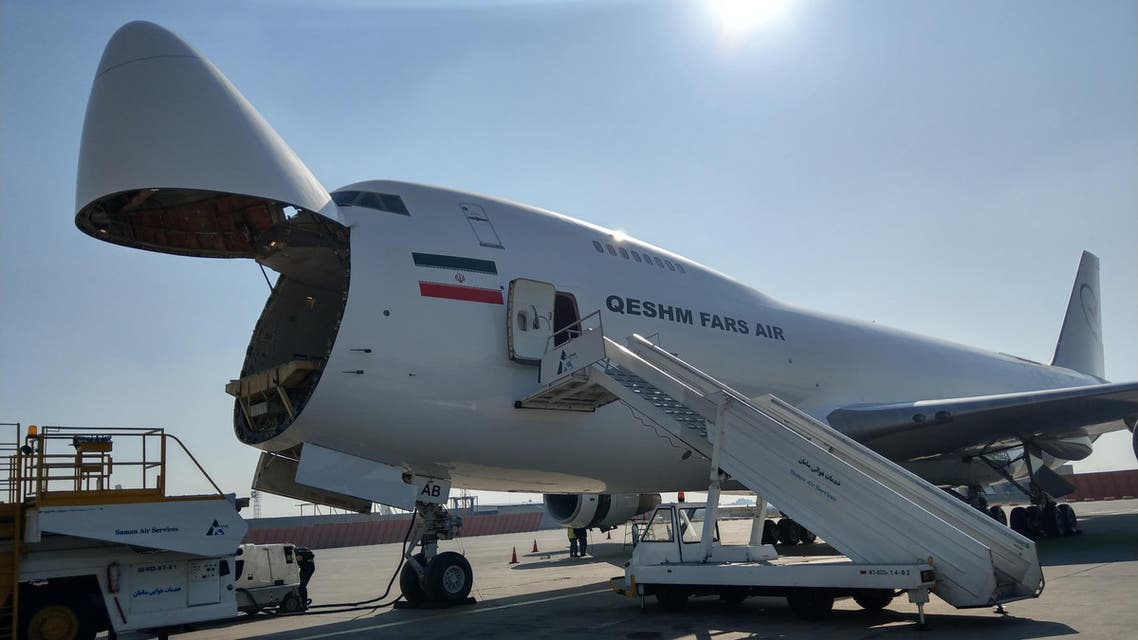 supplied file photo iranian airlines