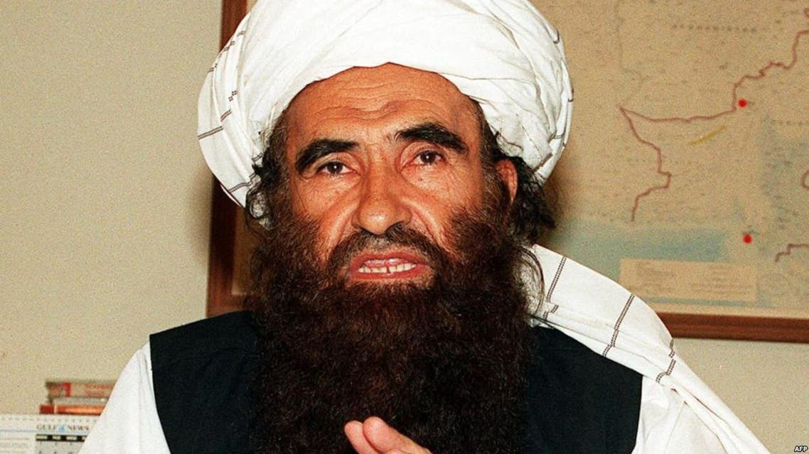 "Jalaluddin ""was from among the great distinguished Jihadi personalities of this era"", the Taliban said in a statement posted on Twitter. (AFP)"