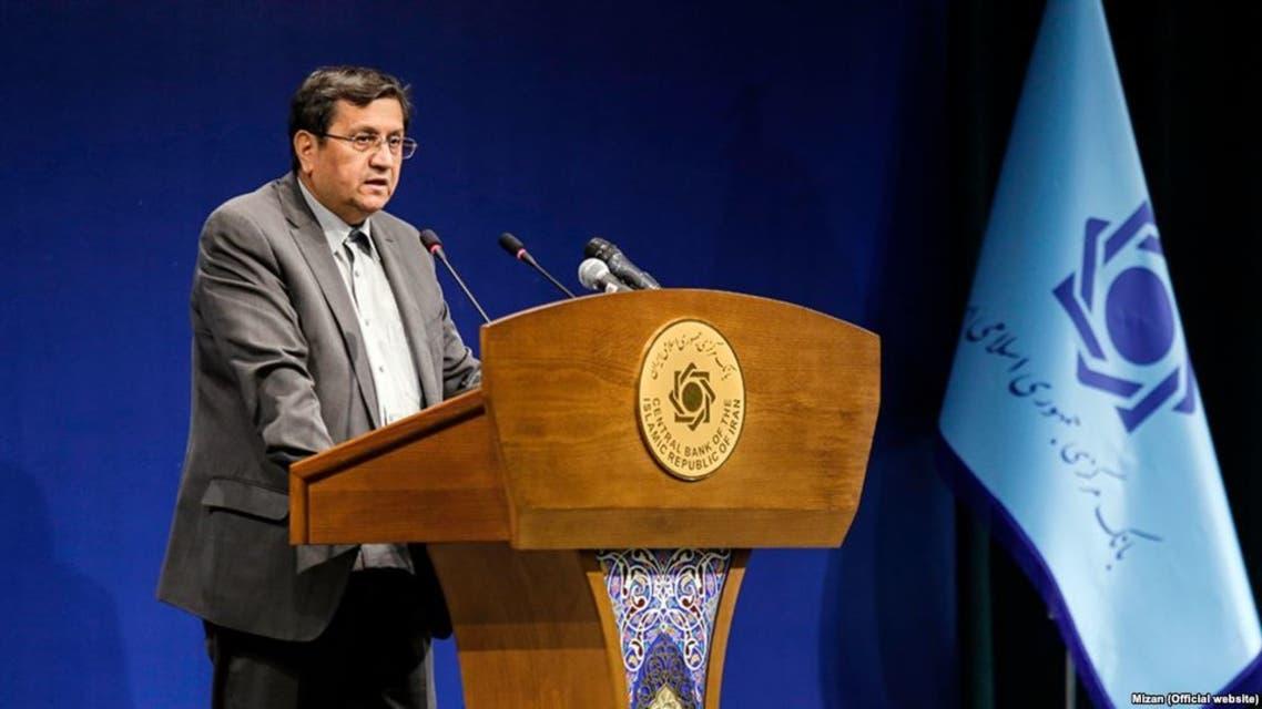 الرئيس الجديد للبنك المركزي الإيراني عبد الناصر همّتي