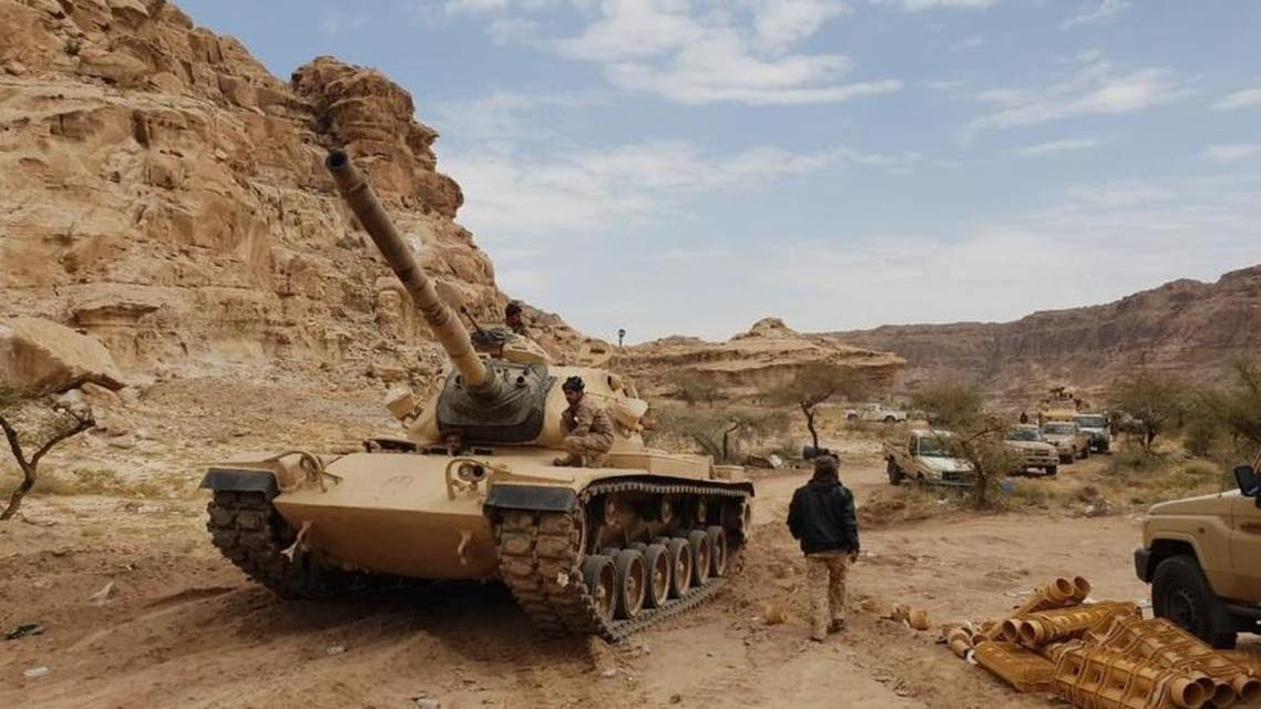 Dozens of Houthi militias were killed in Maran frontline during the last days. (Supplied)