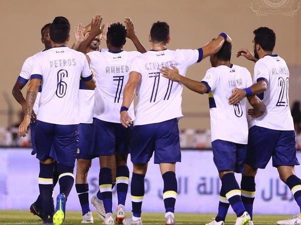 لاعبو النصر يقطعون 33 ألف كلم جواً قبل مواجهة الفيصلي
