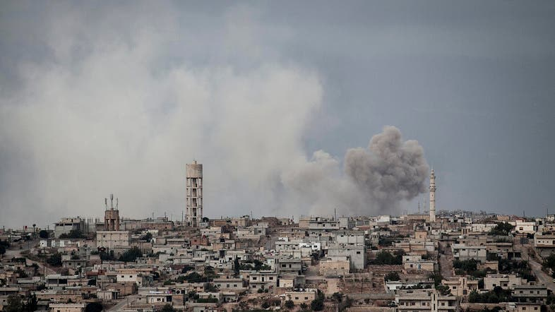US blames Russia, Damascus after strikes in Syria's Idlib