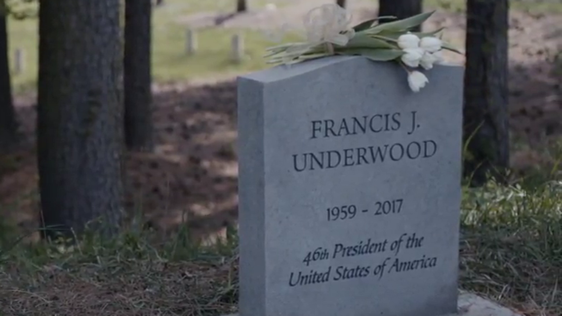 frank underwood netflix