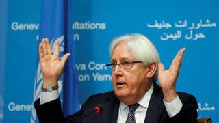 المبعوث الأممي: جولة مباحثات جديدة حول اليمن في أوروبا