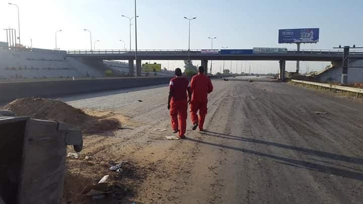 انسحاب المليشيات من طرابلس