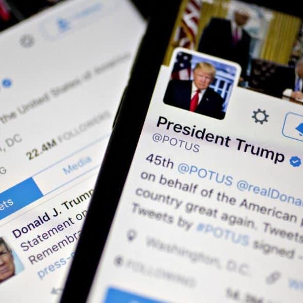 كر وفر.. تويتر يحذف فيديو لترمب والرئيس يرد