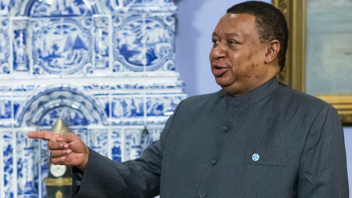 الأمين العام لمنظمة (أوبك) محمد باركيندو