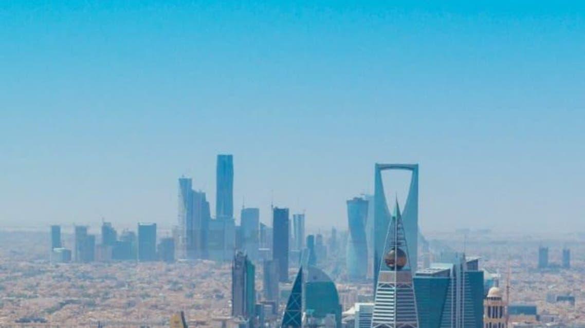 Saudi Riyadh skyline 3 (Supplied)