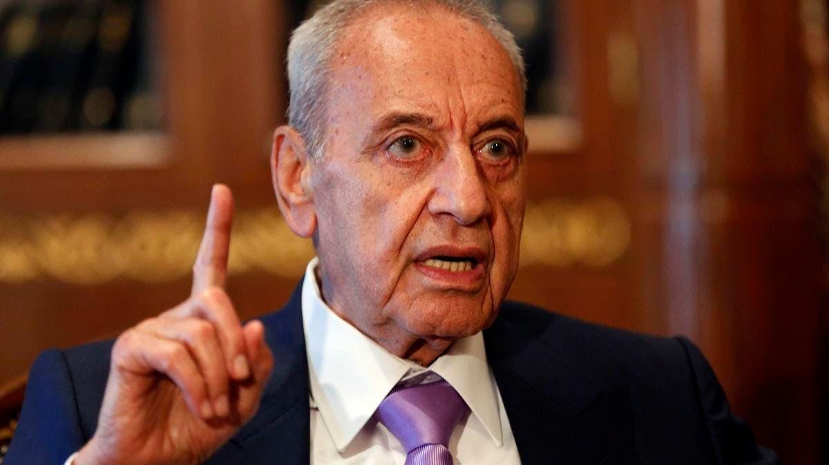 Lebanon's parliament speaker Berri urges change to confessional system thumbnail