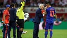 اتحاد القدم الكولومبي يعلن استقالة خوزيه بيكرمان