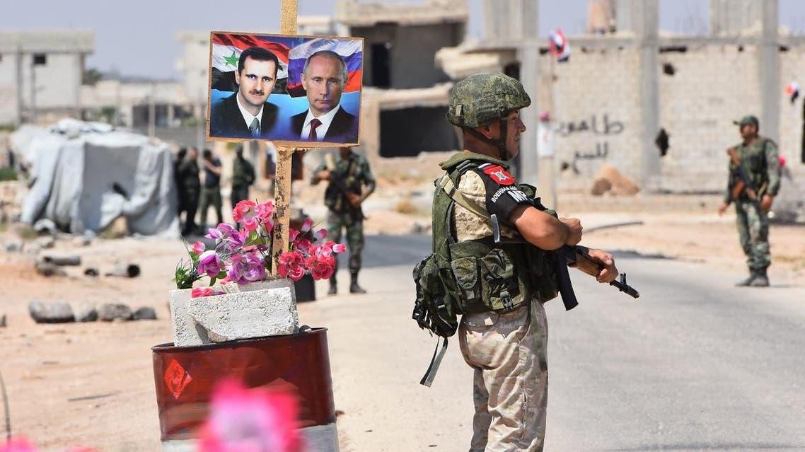 Russia Idlib (AFP)